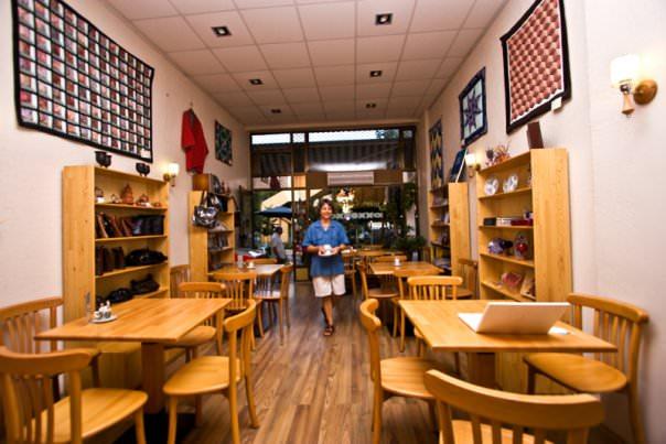 St. John's Cafe