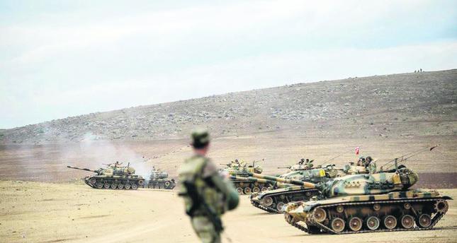 Turkey preparing to clear DAESH from Syrian border