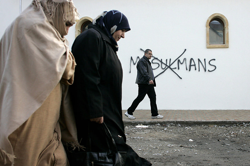French Muslims suffer from increasing Islamophobia across the country (Archive photo)