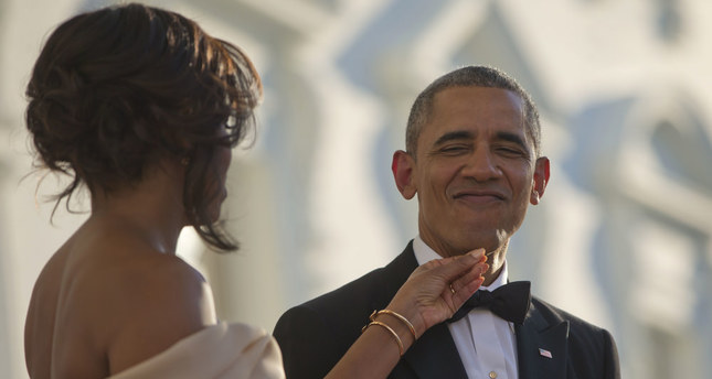 Allies hope that the next U.S. administration will be able to surmount the challenges created by the questionable policies followed by President Obama, seen with First Lady Michelle Obama.