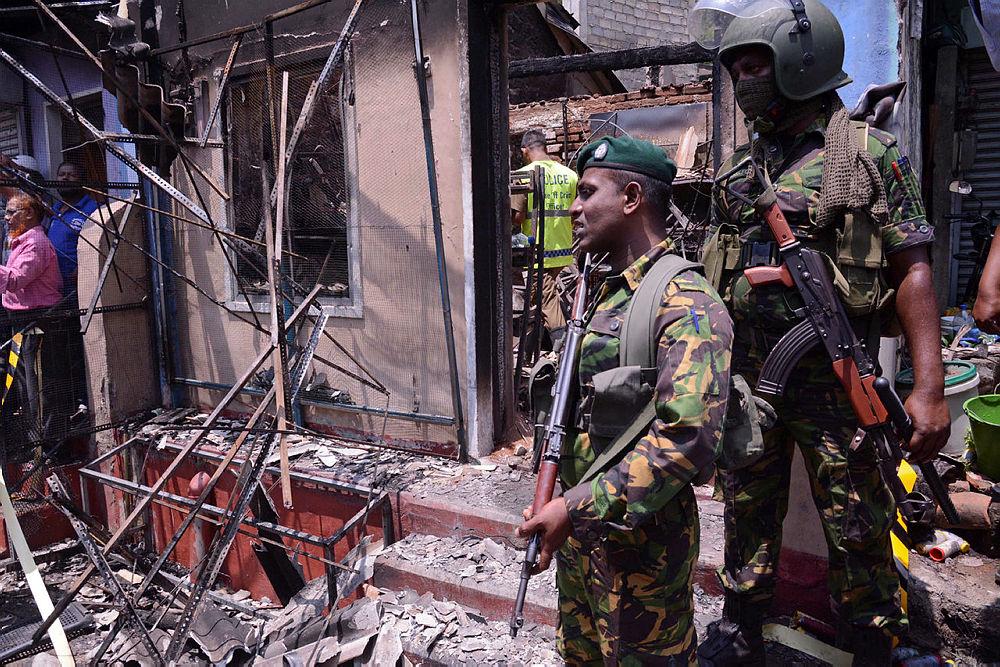 Турция выражает обеспокоенность в связи с антимусульманскими беспорядками в Шри-Ланке