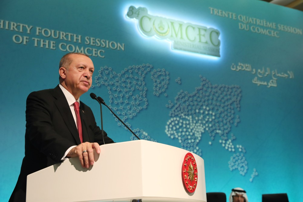 Turkey: Erdogan calls on Islamic countries to trade in national currencies