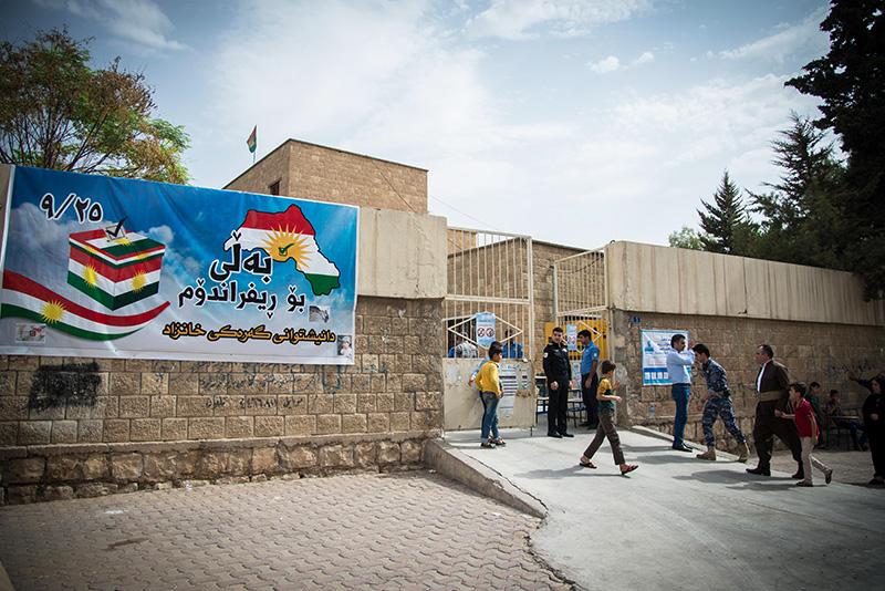 Yunus Paksoy / Irbil, northern Iraq