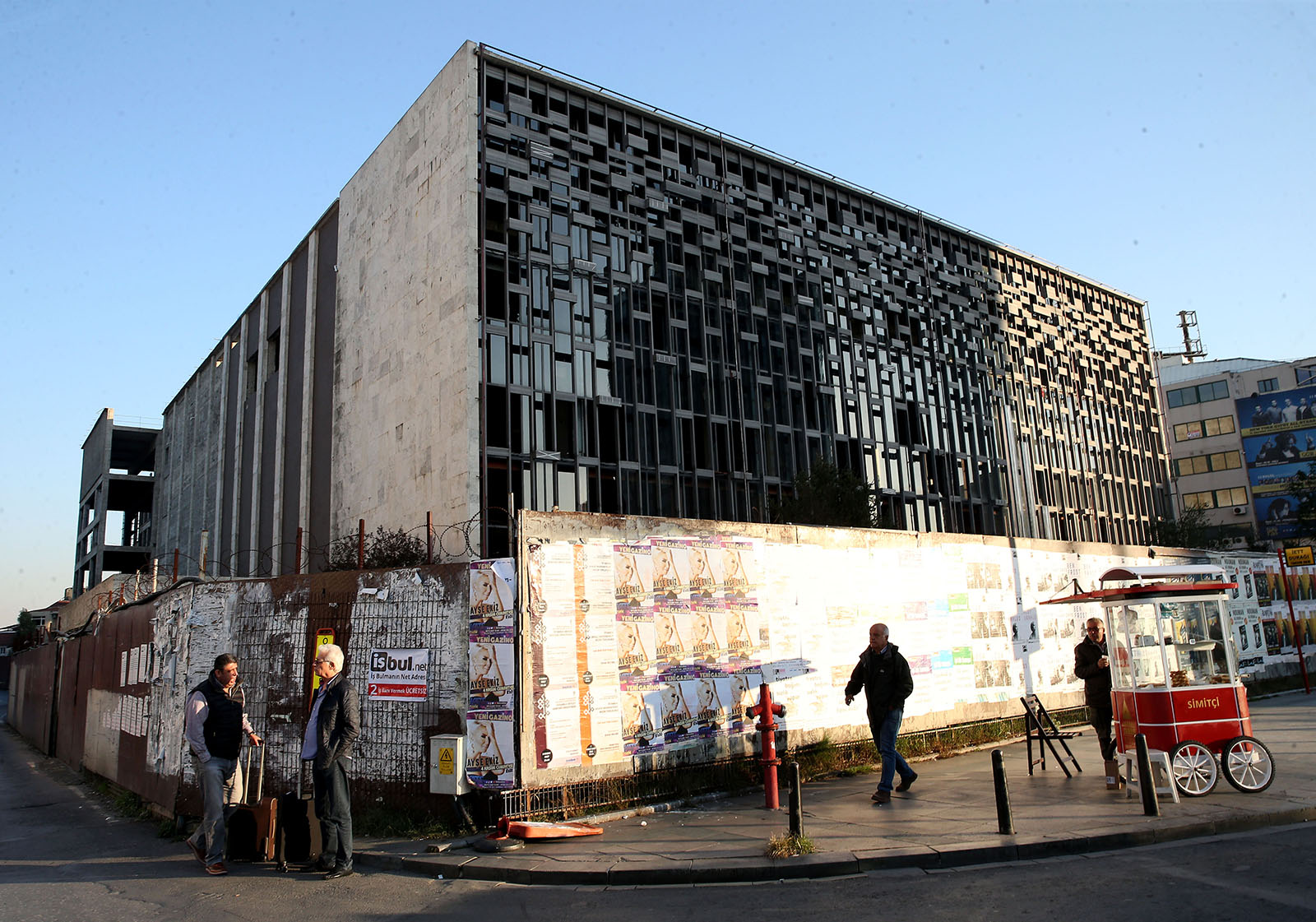 New Atatu00fcrk Cultural Center to be completed by 2019