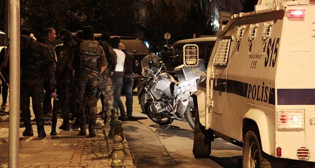 تركيا.. توقيف أربعة أشخاص للاشتباه بانتئمائهم لداعش