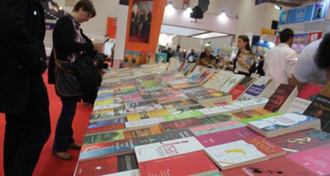 معرض الكتاب العربي الأول في اسطنبول من  6-15 نوفمبر