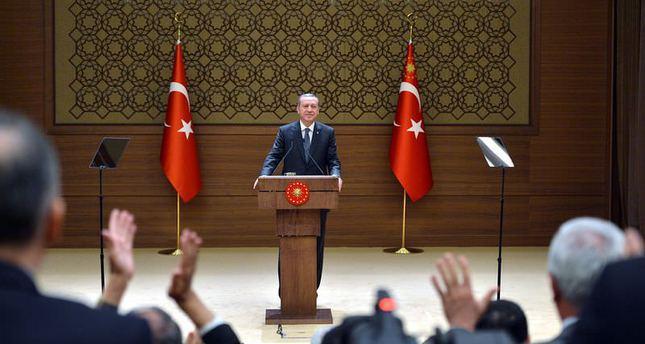 أردوغان: الشعب التركي قال كلمته وصوت لصالح الاستقرار
