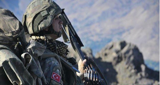 مقتل 13 ارهابيا من تنظيم بي كاكا، جنوب شرق تركيا
