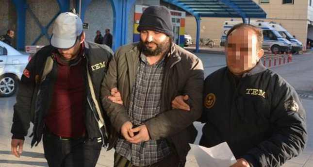 قوات الأمن التركية تلقي القبض على عدد من العناصر التابعة لتنظيم جبهة النصرة الموالي لتنظيم القاعدة ( وكالة دوغان للأنباء)