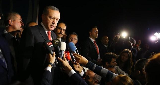 أردوغان: عدد من الدول الصديقة بدأت تبدي توافقاً حول المناطق الآمنة في سوريا