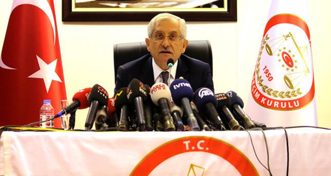 الإعلان عن النتائج الرسمية للانتخابات البرلمانية التركية (وكالة الأناضول للأنباء)