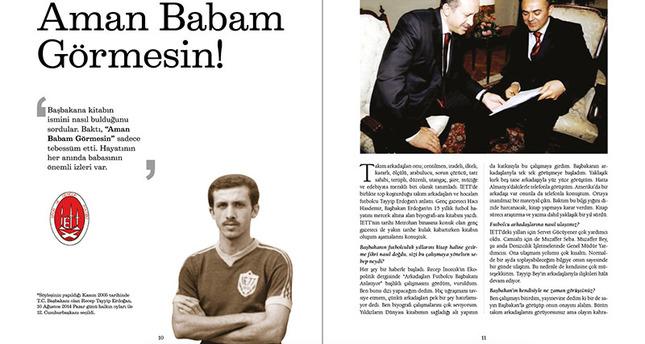 تاريخ أردوغان مع لعبة كرة القدم، بالصور والتفاصيل، في كتاب جديد