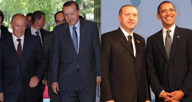 أردوغان يلتقي نظيريه الأمريكي والروسي على هامش اجتماعات قمة العشرين G20