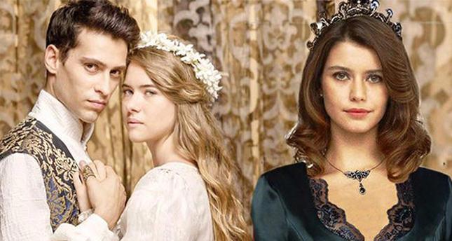بيرين سات تلعب دور البطولة في المسلسل الجديد القرن العظيم، كوسيم - حريم السلطان