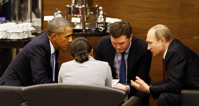 الكرملين: الاختلافات ما تزال قائمة بعد لقاء أوباما – بوتين على هامش قمة العشرين