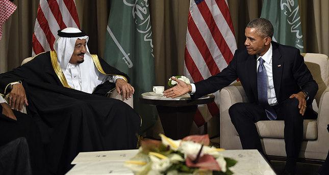 أوباما والعاهل السعودي يتفقان على مضاعفة الجهود لمكافحة داعش