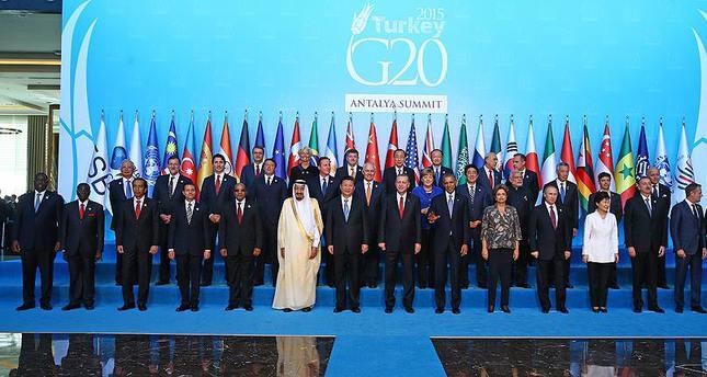 البيان الختامي لقمة العشرين يؤكد على تقوية النمو الاقتصادي لأعضائها