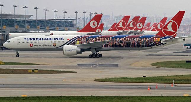 أكثر من 50 مليون مسافر عبر الخطوط الجوية التركية منذ بداية العام