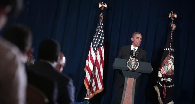 أوباما: العمليات الروسية تزيد من قوة داعش، وعلى روسيا أن تضرب من قتل مواطنيها