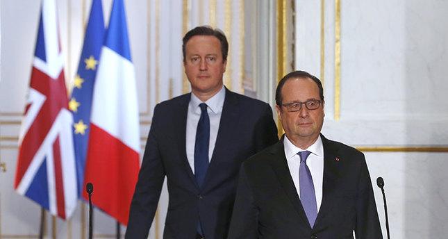 بريطانيا تسعى للحصول على موافقة البرلمان للمشاركة العسكرية في سوريا