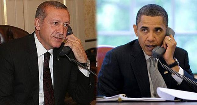 أوباما يؤكد على حق تركيا في الدفاع عن نفسها على خلفية اسقاط المقاتلة الروسية