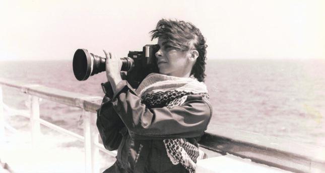 المصورة اللبنانية المحترفة جوسلين صعب تنقل خبرتها بتصوير الأفلام الى اسطنبول