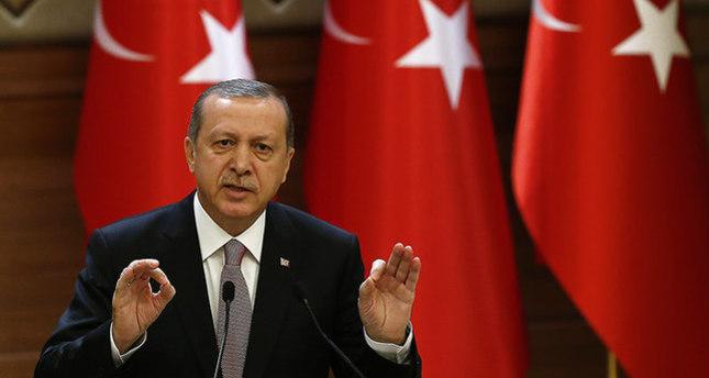 أردوغان: تركيا تدعم وستواصل دعم المعارضة المعتدلة والتركمان في سوريا