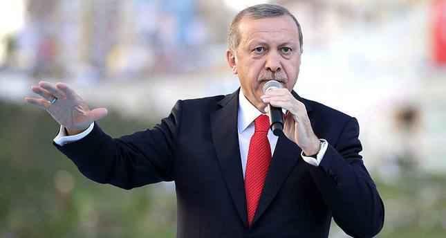 أردوغان: ضرب روسيا لقوات المعارضة السورية بحجة محاربة داعش هو لعب بالنار