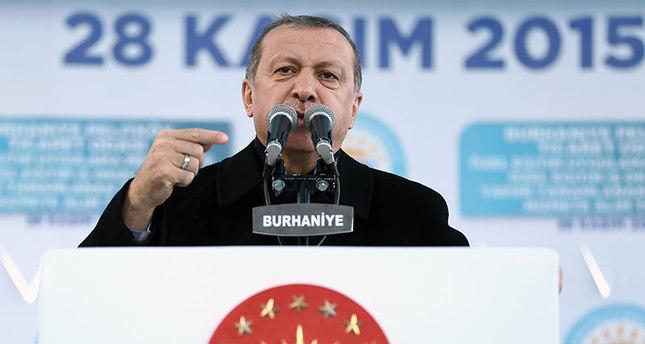 أردوغان: تركيا ستستمر في محاربة الإرهاب بكل إصرار