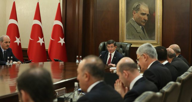 تركيا..الإعلان عن مهام رئيس الوزراء ونوابه في الحكومة الجديدة