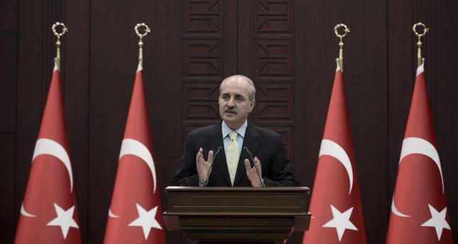 المتحدث باسم الحكومة التركية : روسيا لن تضحي بعلاقاتها معنا بسبب إسقاط الطائرة
