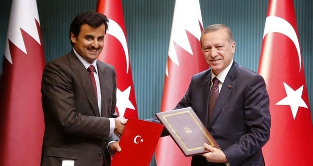 أردوغان في زيارة الى قطر الثلاثاء القادم