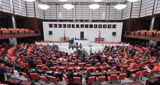 حكومة داوود أوغلو تنال ثقة البرلمان بغالبية الأصوات