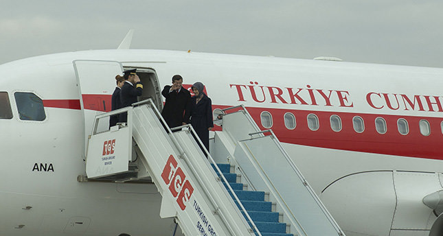 داوود أوغلو يتوجه الى جمهورية شمال قبرص التركية في أول زيارة بعد تشكيل حكومته