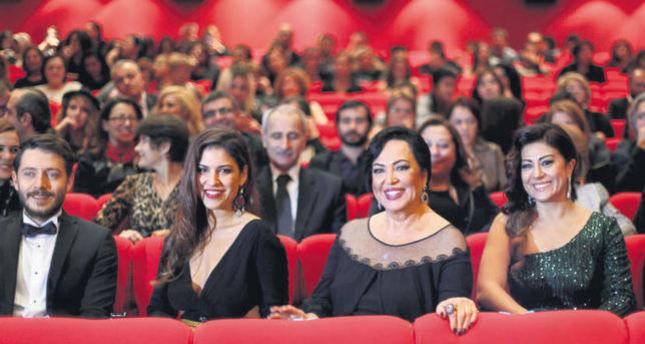 مهرجان أنطاليا العالمي للأفلام ينطلق بتكريم ثلة من مشاهير عالم السينما