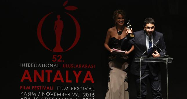 مهرجان البرتقالة الذهبية يكرم أفضل الافلام السينمائية التركية لهذا العام