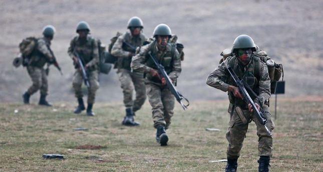 تركيا تزيد قواتها في شمال العراق الى 2000 جندي لتدريب البشمركة ضد داعش