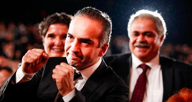مهرجان البرتقالة الذهبية في أنطاليا يتوج أفضل فيلم تركي للعام في ليلته الختامية