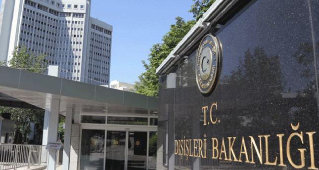 الخارجية التركية تستدعي السفير الروسي لاستيضاح موقفه من حادثة السفينة