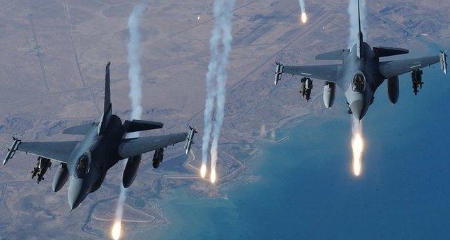 تركيا تواصل قصف مواقع تنظيم بي كا كا الإرهابي شمالي العراق