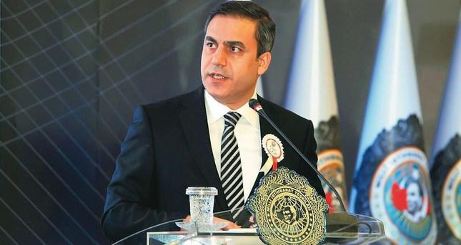 رئيس جهاز الاستخبارات التركي هاقان فيدان  (وكالة الأناضول للأنباء)