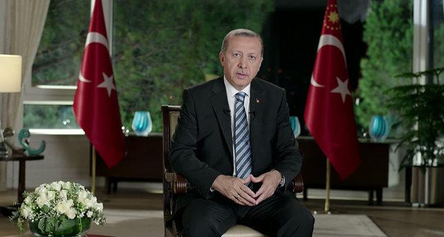 أردوغان يوجه رسالة بمناسبة اليوم العالمي لحقوق الإنسان