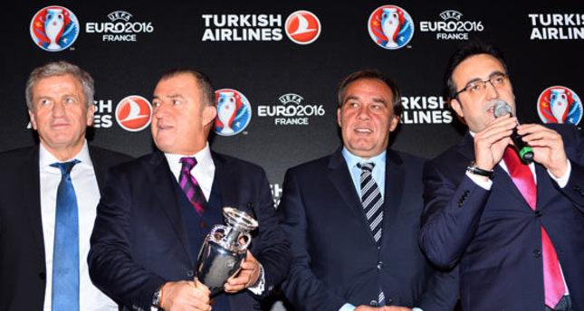 الخطوط الجوية التركية تفوز بعقد رعاية بطولة أوروبا 2016
