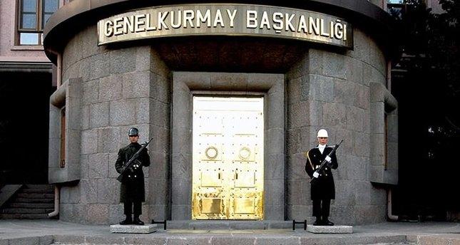 رئاسة الاركان التركية تحظر على منتسبيها السفر الى روسيا