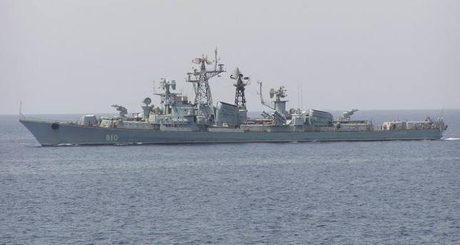 دورية روسية تطلق الرصاص التحذيري على قارب تركي في بحر ايجي تفاديا للاصطدام