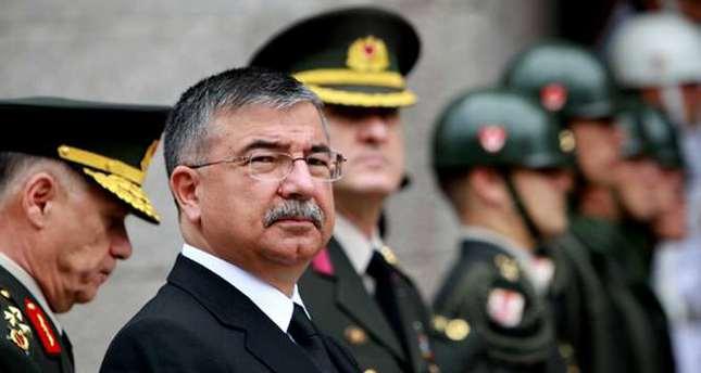 وزير الدفاع التركي يزور بغداد اليوم