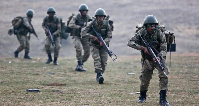 هجوم على معسكر القوات التركية في بعشيقة