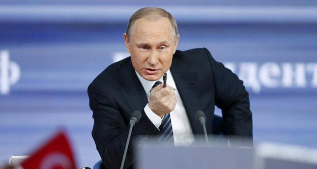 بوتين: لا نرى أملا في اصلاح العلاقات مع تركيا