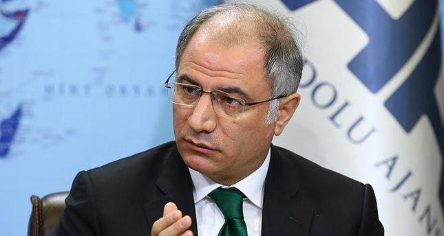 وزير الداخلية التركي افكان آلا  (وكالة الأناضول للأنباء)