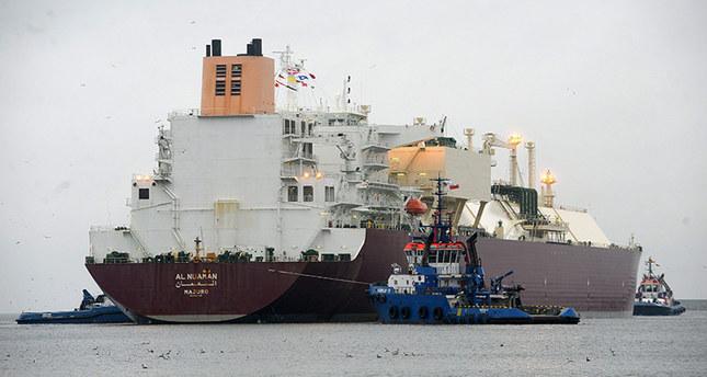 قطر مستعدة لتلبية متطلبات تركيا من الغاز الطبيعي المسال